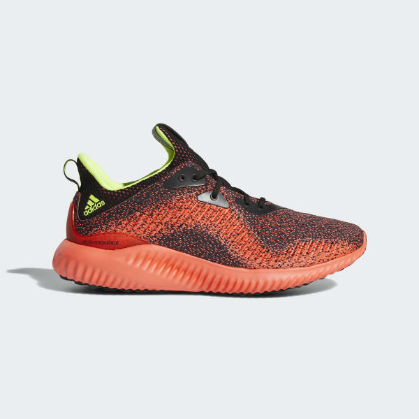 Alphabounce EM WC Shoes Orange B27814
