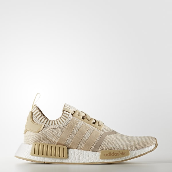 NMD_R1 Primeknit Shoes Beige BY1912