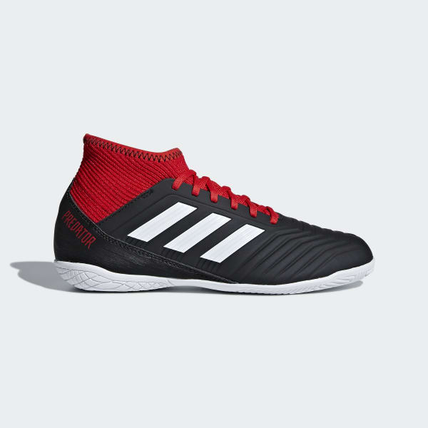 Zapatos de Fútbol Predator Tango 18.3 Superficies Interiores Negro DB2324