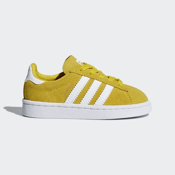 Campus Shoes Yellow BC0725