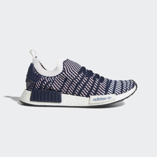 NMD_R1 STLT Primeknit Shoes Blue D96821