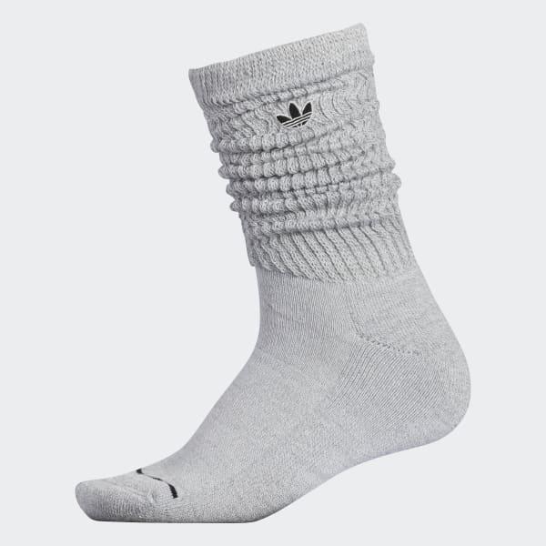 Slouch Crew Socks 1 Pair Grey CI8732