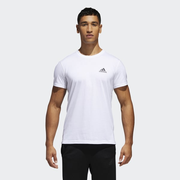 Ultimate 2.0 Tee White BP9732
