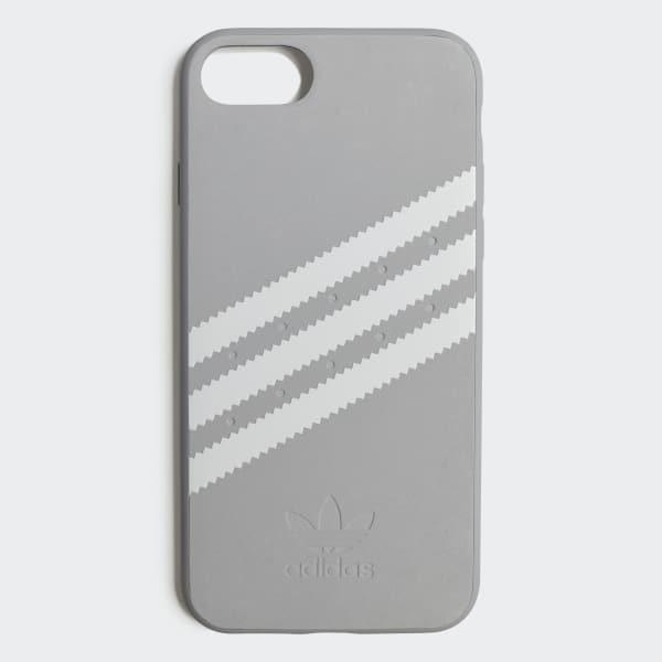 Molded iPhone 8 Schutzhülle grau CK6176