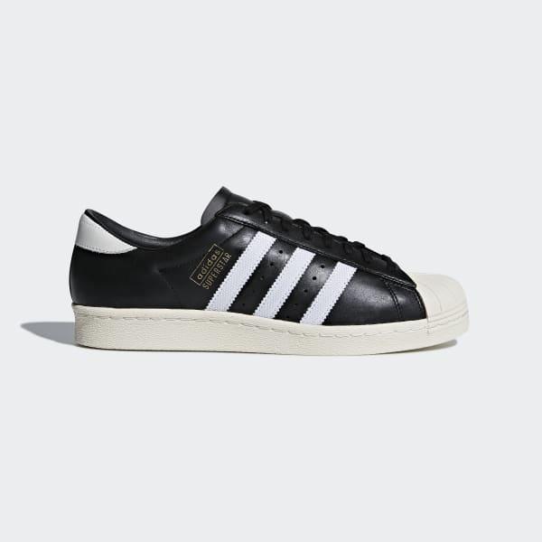 Superstar OG Schoenen zwart CQ2476