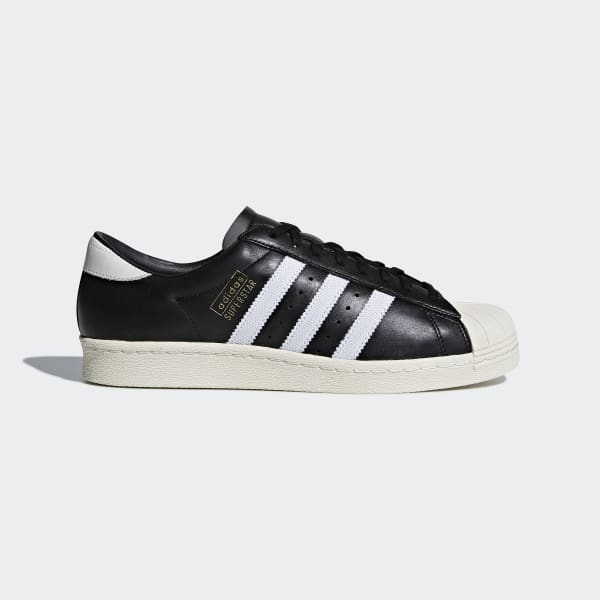 Superstar OG Shoes Core Black / Cloud White / Off White CQ2476