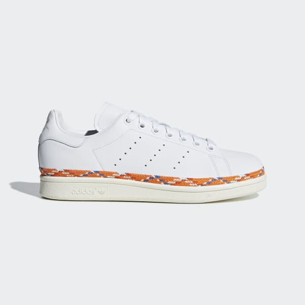 Sapatos Stan Smith New Bold Branco AQ1027