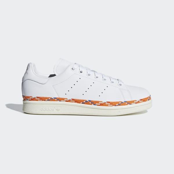 Stan Smith New Bold Shoes Vit AQ1027