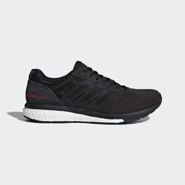 Adizero Boston 7 Shoes Grey BB6538