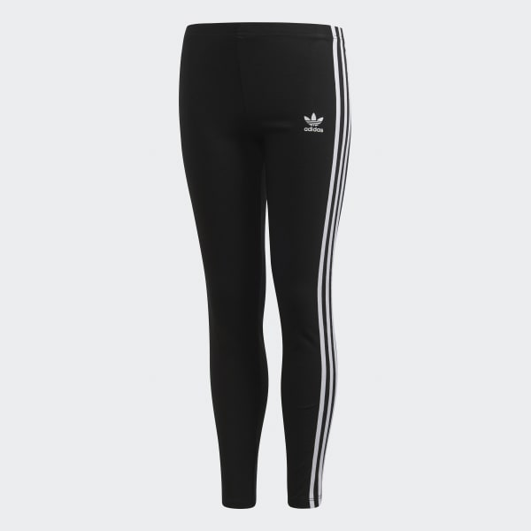 Leggings 3-Stripes Nero CD8411