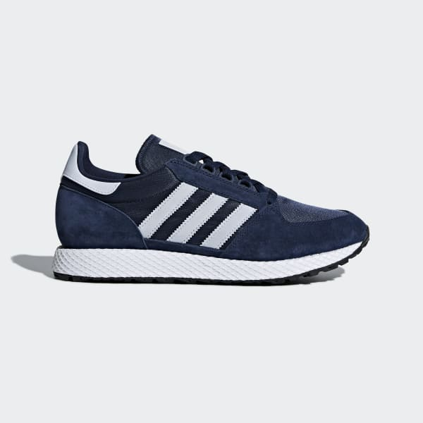 Forest Grove Shoes Blue D96630