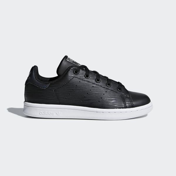 Stan Smith Schuh schwarz CM8177