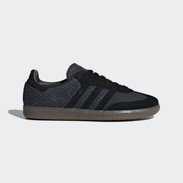 Samba OG Shoes Black B96328