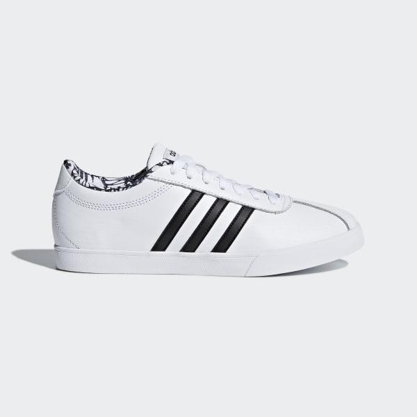Courtset Schuh weiß BB7322