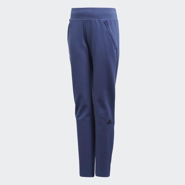 adidas Z.N.E. Striker Hose blau CF6689
