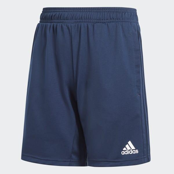 Pantalón corto de entrenamiento Tiro 17 Azul BQ2644