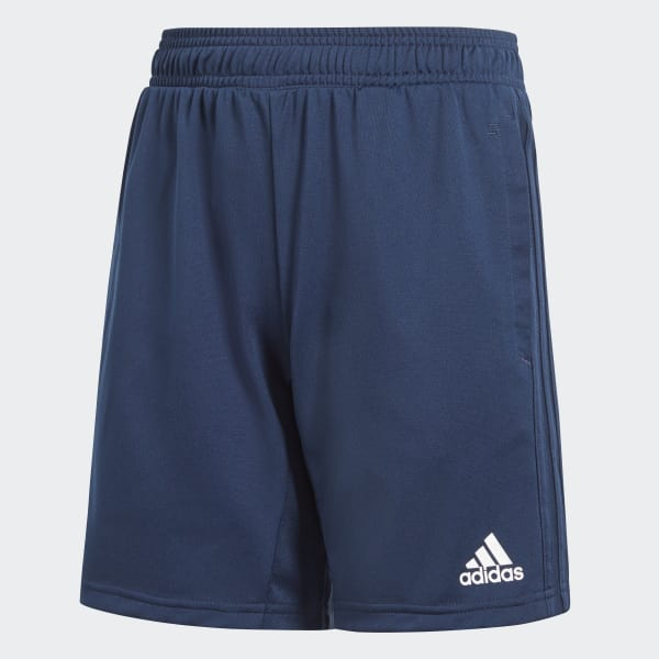 Short Tiro 17 Training Blu BQ2644