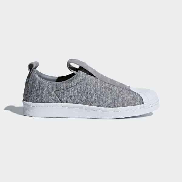 Superstar BW3S Slip-on Shoes Grey CQ2520