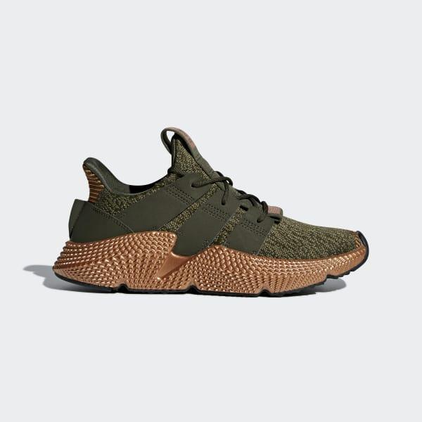 Prophere Shoes Green DA9616