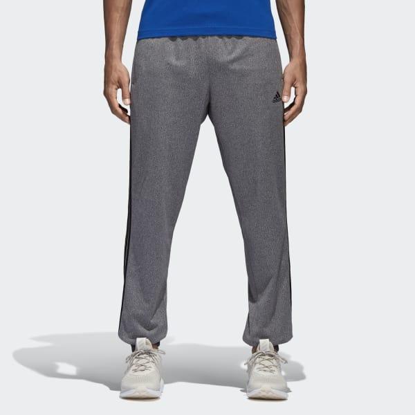 Essentials 3-Stripes Pants Grey B47221