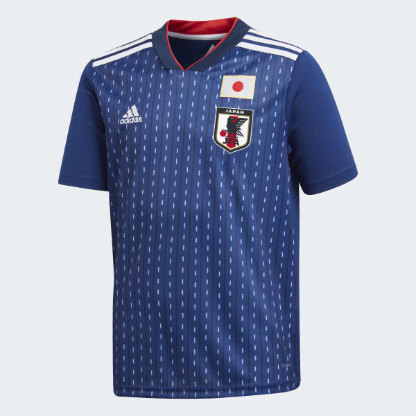 Japan Home Jersey Blue BR3644