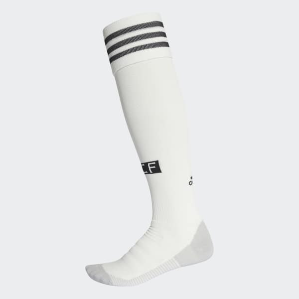 Chaussettes Real Madrid Domicile blanc DH3374