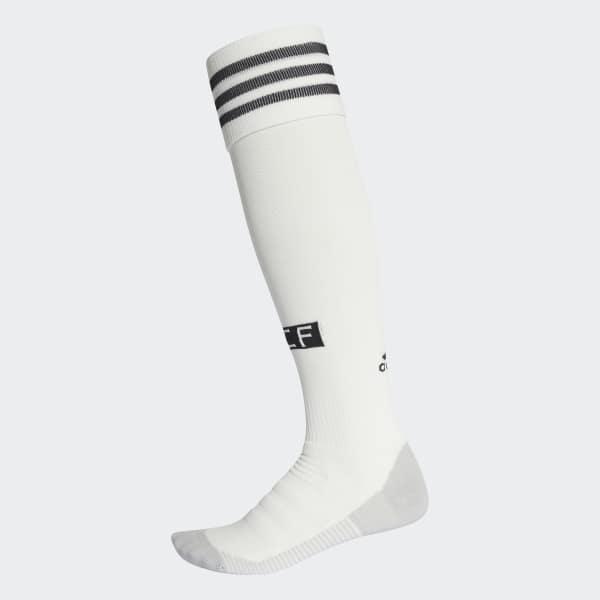 Real Madrid Home Socks White DH3374