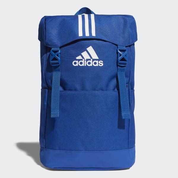 3-Streifen Rucksack blau DM7791