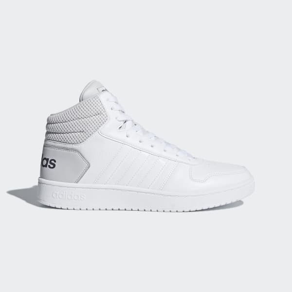 Hoops 2.0 Mid Shoes White DB0106