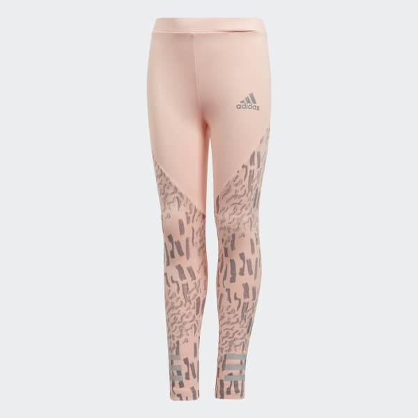 Long Training tights Pink DP5228