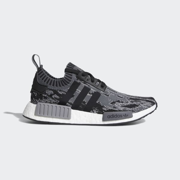 NMD_R1 Primeknit Shoes Black BZ0223