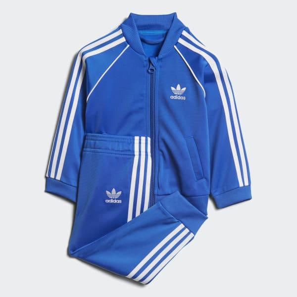 SST Track Suit Blue CE1980