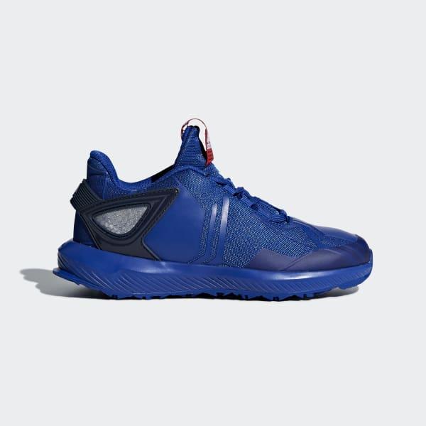 RapidaRun Spider-Man Schuh blau AH2453