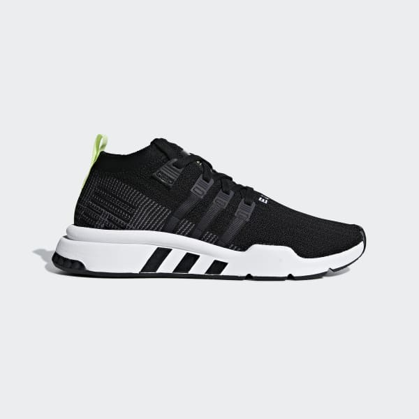 EQT Support Mid ADV Primeknit Shoes Black B37435