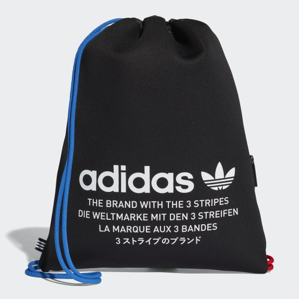 adidas NMD Gym Sack Black CE5621