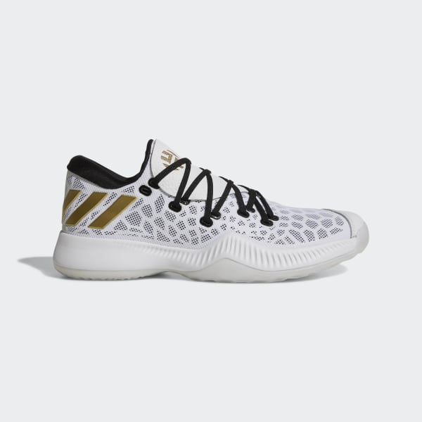 Harden B/E Shoes White AC7821