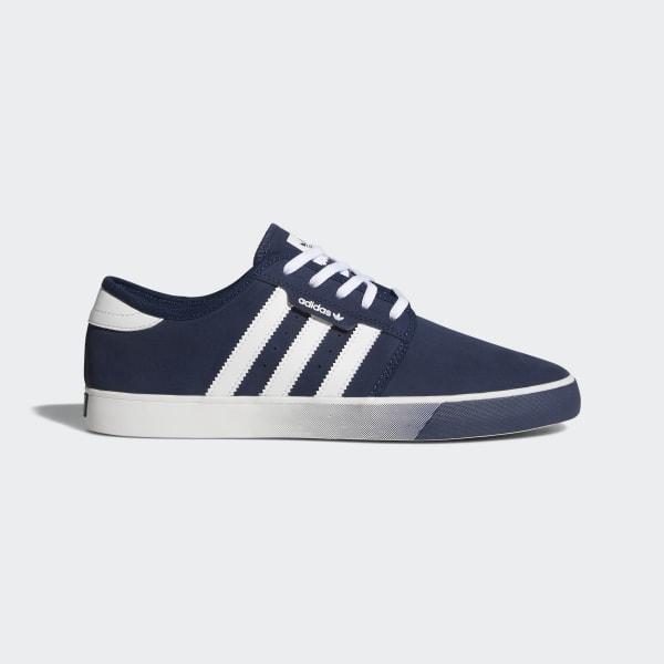 Seeley Shoes Blå CQ1178