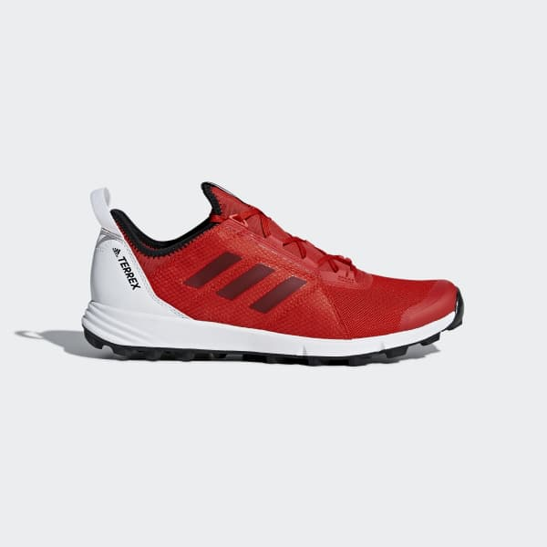 Terrex Agravic Speed Shoes Red CM7581