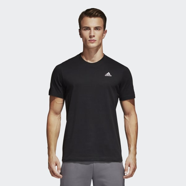 T-shirt Essentials Base Nero S98742