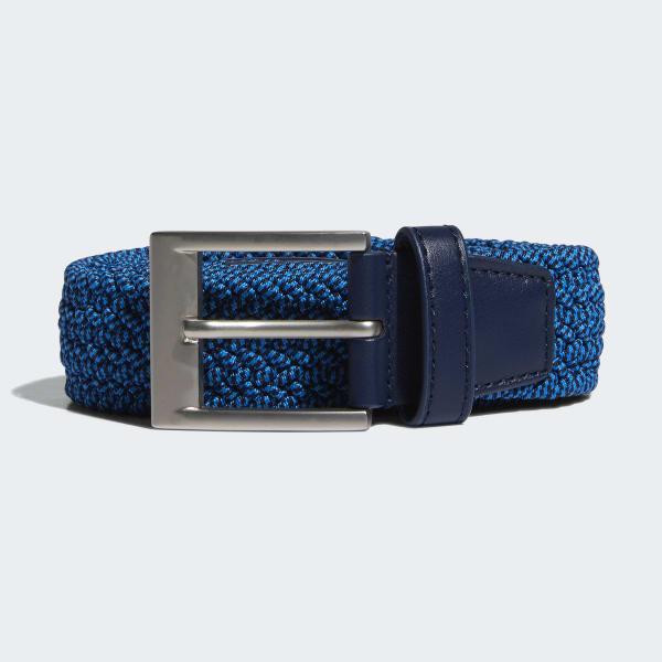Braided Stretch Gürtel blau DP7428