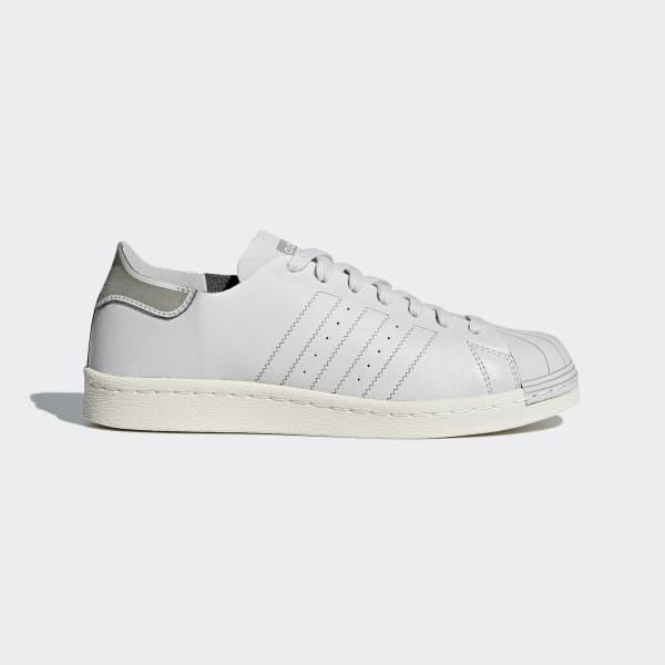 Superstar 80s Decon Shoes Grå CQ2588