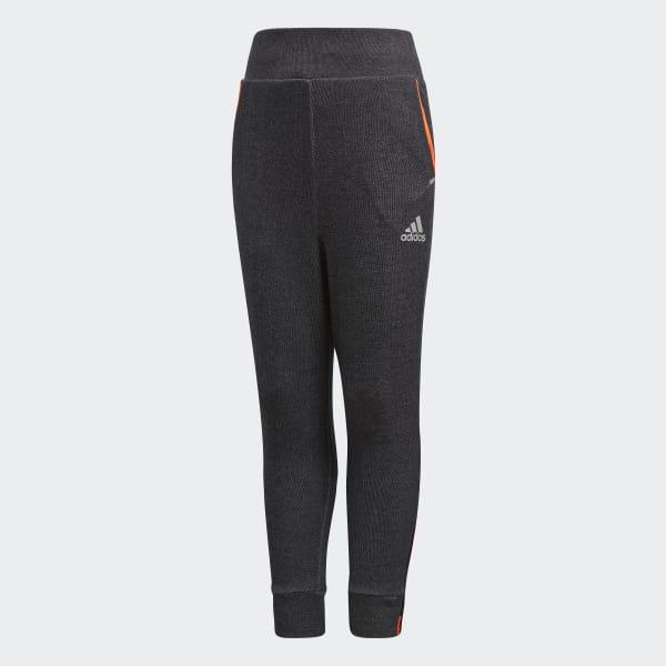Pantaloni Drop-Crotch Nero CF6709