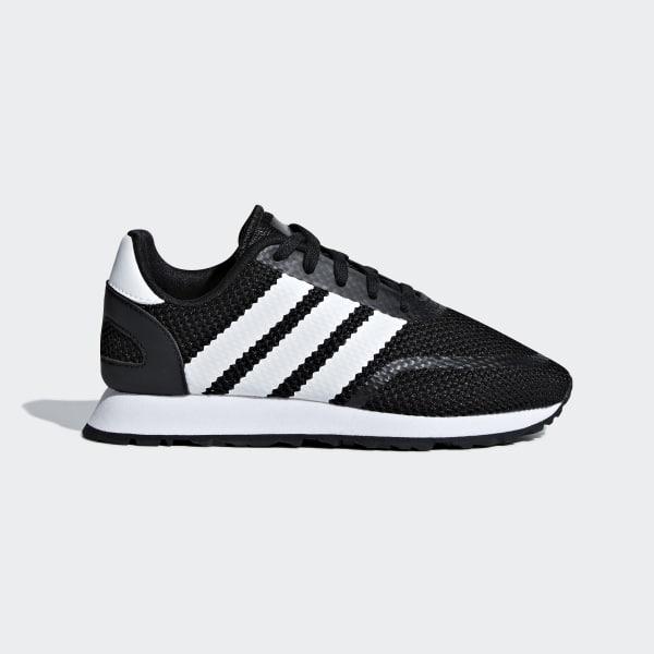 N-5923 Schoenen zwart D96694