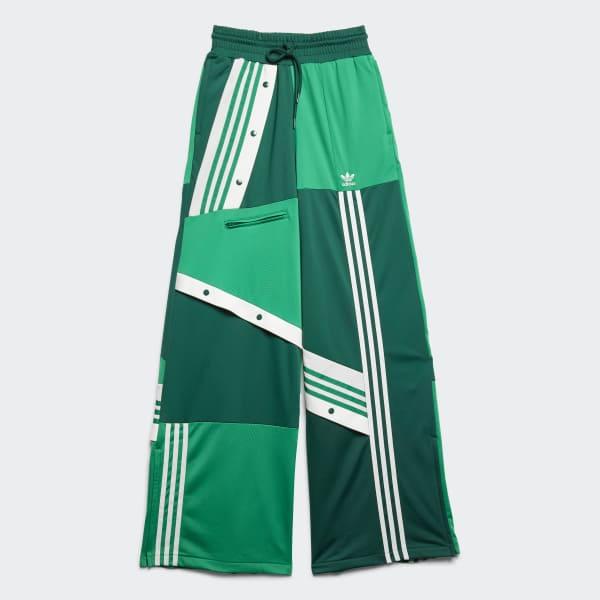 Deconstructed Track Pants Green DZ7518