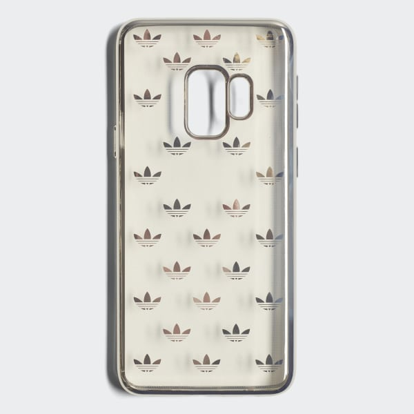 Trefoil Clear Samsung G S9 Schutzhülle silber CJ6219