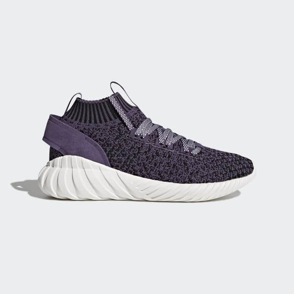 Tubular Doom Sock Primeknit Shoes Purple CQ2482