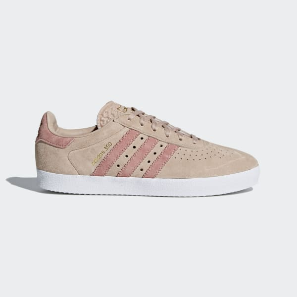 adidas 350 Shoes Pink CQ2344