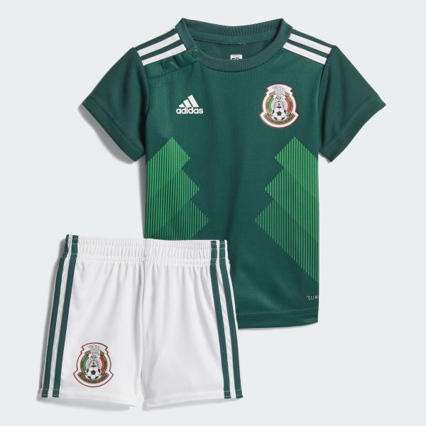 Mexico Home Infant Kit Green BQ4690