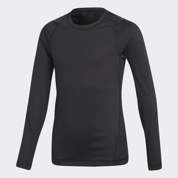Camiseta Alphaskin Sport Negro CF7128
