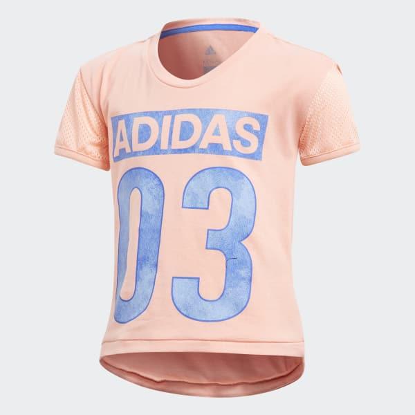 T-shirt Favorites Arancione CF6646